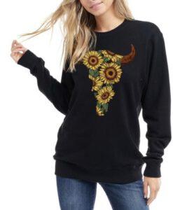 sunflower bull head
