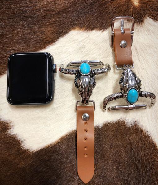western watch band