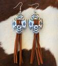 western thunderbird earrings