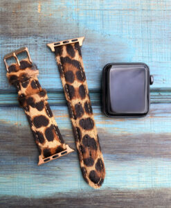 cheetah watch band