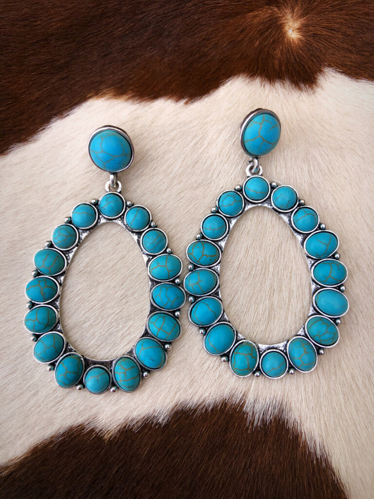 WESTERN STYLE EARRINGS