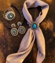 western scarf
