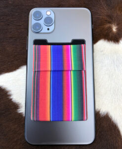 PHONE POCKET WESTERN SERAPE