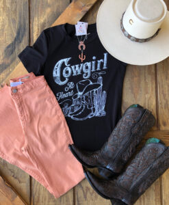 COWGIRL TOP